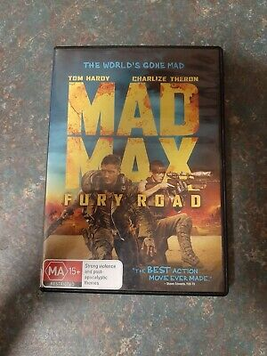 Mad Max Fury Road -Dvd