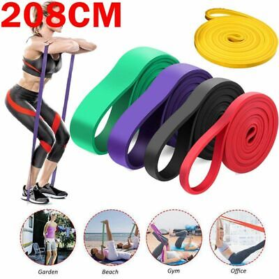5X Resistance Bands Pull Up Bands Assisted Pull Up Bands Set Exercise Loop Bands
