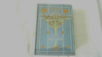 Nico Jungman Holland 1st Edition? Antique book with 75  Fine illustrations 1904