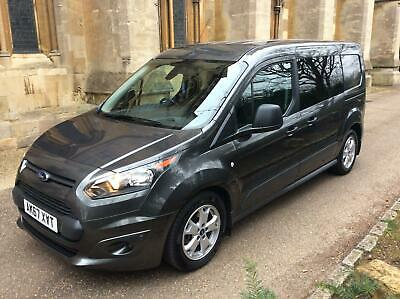 Ford Transit Connect 120Ps Lwb L2 Trend Crew Van Automatic Kombi