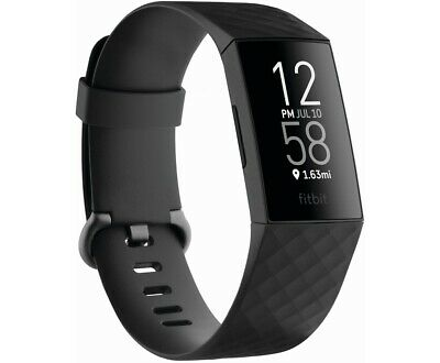 Fitbit Charge 4 Nero Fitbit Charge 4 Nero