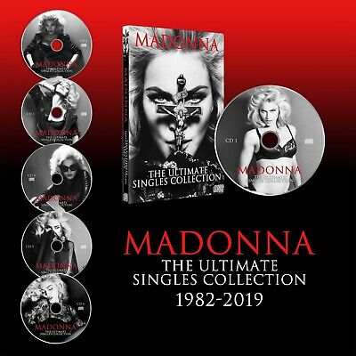 Madonna Ultimate Singles Collection