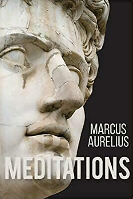 Meditations 1st Edition By Marcus Aurelius Author Paperback
