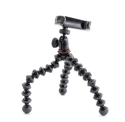 JOBY - GorillaPod 1K plus Kit Tripod - Black/Red/Charcoal