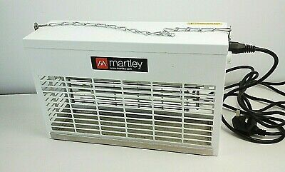 Martley Electric UV Fly Killer, Home Insect Zapper. Good Used Condition.