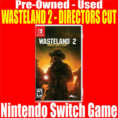 Wasteland 2 Directors Cut Nintendo Switch Game