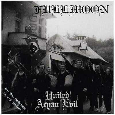 FULLMOON - United Aryan Evil - CD 2019 - (Out of the Dungeon)