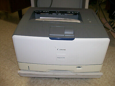canon fileprint 470 printer