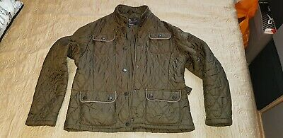 Barbour girls Utility Flyweight Quilted Jacket. Size L