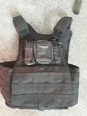 Molle Plate Carrier Tactical Vest airsoft