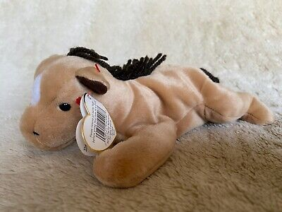 Star the Horse - Ty Beanie Baby (introduced in 1997)