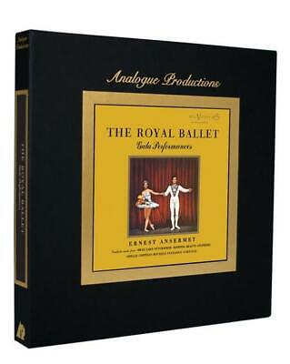Ernest Ansermet - The Royal Ballet Gala Performances  45 RPM 200 Gram 5 LP Box