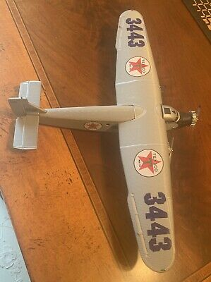 "Texaco""s First plane 1927 Ford Tri-Motored Monoplane Ertl Collectibles 1809RA"