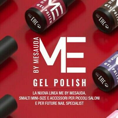 ME by mesauda  smalti semipermanenti gel polish 5ml