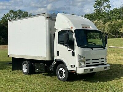 2013 Isuzu Other  2013 Isuzu NPR 12' Box Truck Diesel   Looks New