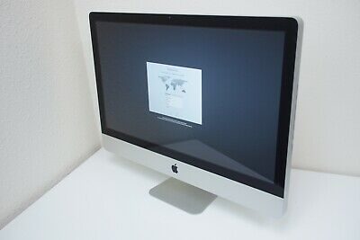 "Apple iMac 27"" 3.4 GHz Core i7 1TB HDD 16GB RAM 1GB GFX CD/DVD 2011 PLEASE READ"
