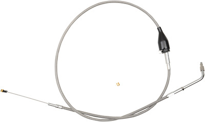 NEW LA CHOPPERS LA-8100ID12 Idle Cable Stainless