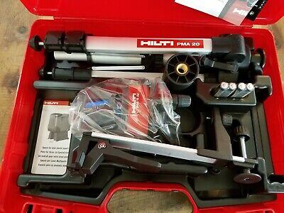 New Hilti PM 4-M Laser Level