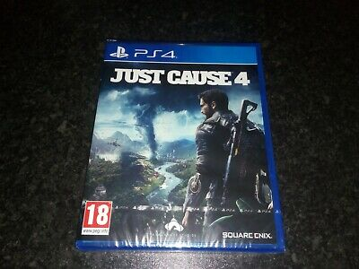 """Just Cause 4 (PS4) """"Brand New"""""""