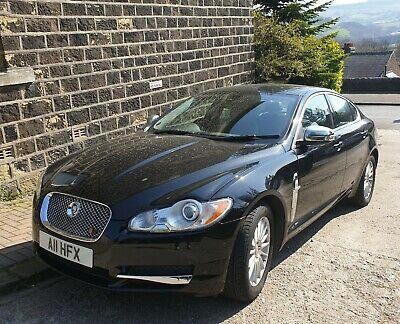 2009 JAGUAR XF 2.7 V6 diesel Only 28,000 miles  1 previous owner immaculate.