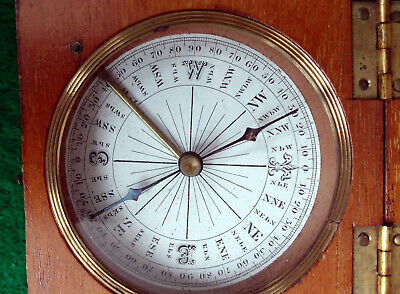 Boxed Compass with clasp