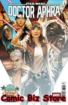 Star Wars Doctor Aphra #1 (2020) 1St Printing Retailer Summit 2020 Variant Cover