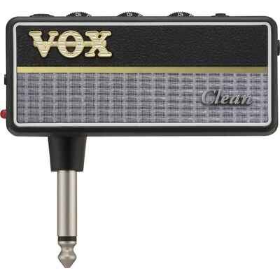Vox AP2-CL Amplug 2 Clean Mini Amplifier Jack Guitar