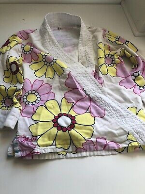 Joules 3 piece set Girls Kaftan, Skirt, Vest Top Age 4
