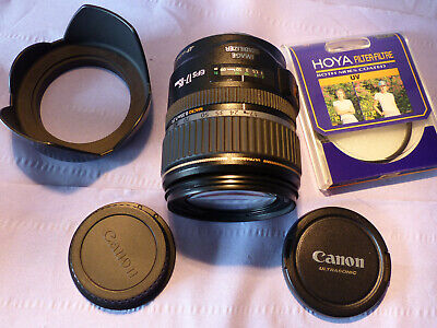 Canon EF-S 17-85mm F4-5.6 USM IS Lens