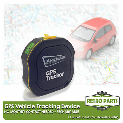 GPS Tracker for Classic Car. Compact & Easy Fit - No Contract Tracking Device