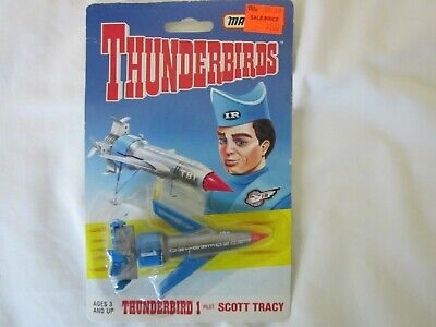 Thunderbirds Thunderbird 1 Matchbox brand new unopened