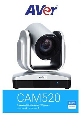 AVER CAM520 Video Conferencing Camera 12X Optical Zoom CAM520 1080p