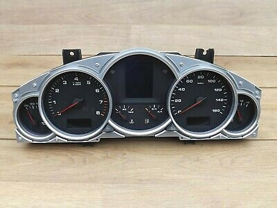 Porsche Cayenne (955) S - 4.5 Clocks - Instrument Gauges