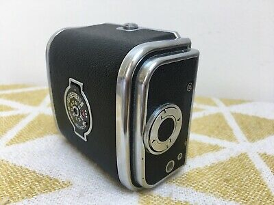 Hasselblad A16 Film Back V Button Chrome 500 501 503cxi