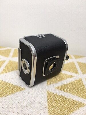 hasselblad a12 film back type II V button 120 6x6