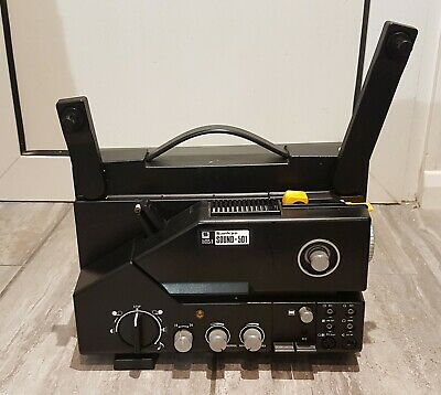 Sankyo Sound 501 Super 8 Vintage 8mm Tape Video Projector