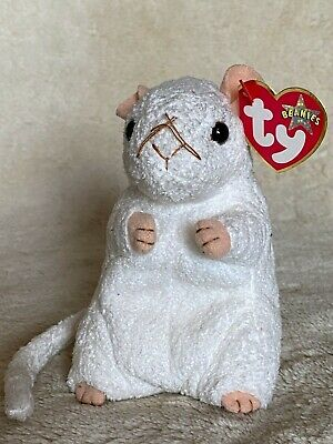 Cheezer The Mouse - Ty Beanie Babies (introduced in 2000)