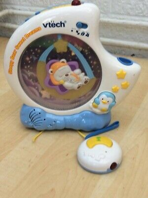 Vtech baby sleepy bear sweet dreams
