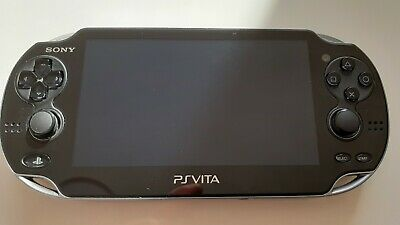 Sony PS Vita. model PCH-1003 soft 3.70 .memory card 16GB