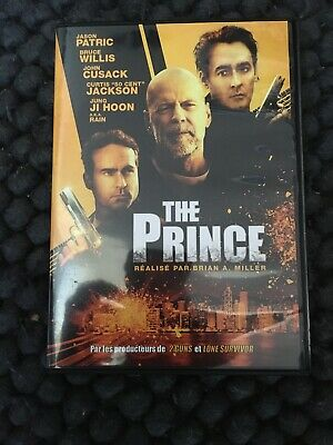 DVD Comme Neuf «The Prince» Avec Bruce Willis