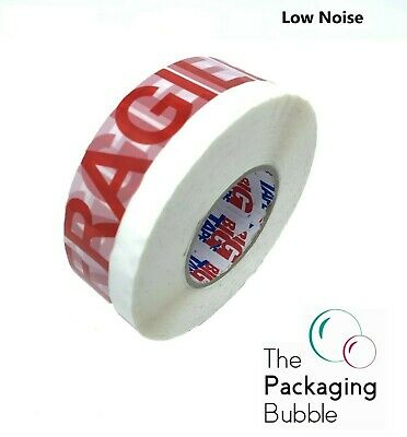 Big Tape Fragile Packaging Parcel Packing Tape Low Noise Extra Long 48mm x 150m