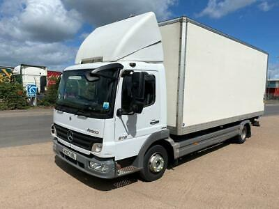 2007 (57) Mercedes-Benz Atego 816 7.5 Ton Box