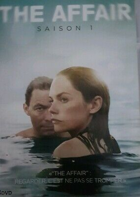 Coffret DVD complet de la saison 1 de la série   THE AFFAIR