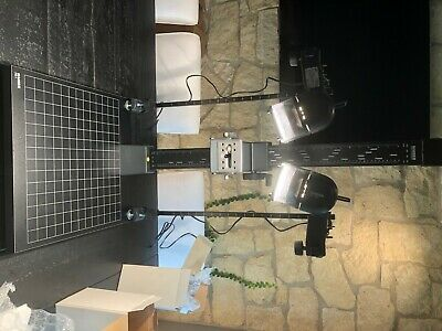 Kaiser 205510 RS-1 Copy Stand Kit with RA-1 Arm and RB 300 Lights