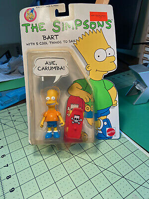 The Simpsons Bart *Aye Carumba* Paypal Only