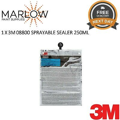 3M 08800 Two Part Sprayable Underbody Protection Sealer Bag 250Ml