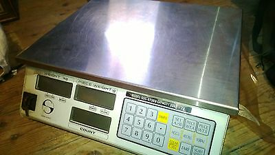 Scales weighing GSC 9730 Electric Calabrated Hi Tech programable Scales Top spec