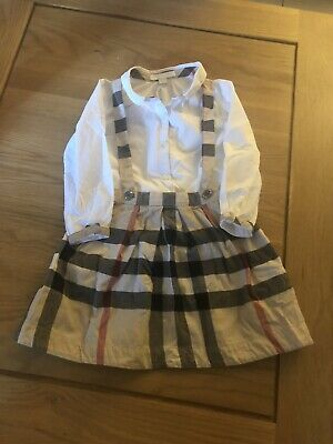 burberry Girls Outfit.  Age 3.
