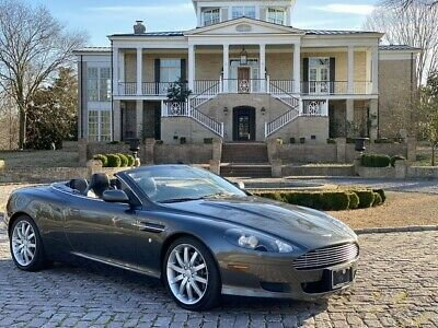 2006 Aston Martin DB9  2006 Aston Martin Volante  Only 16K Miles ! Just Inspected  Books/Records