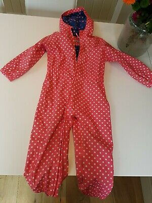 Cath Kidston Rainsuit Waterproof 3-4years